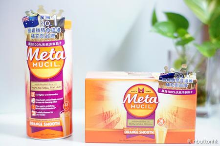 Metamucil「14dayschallenge」自然排毒 Gel 住油脂糖分