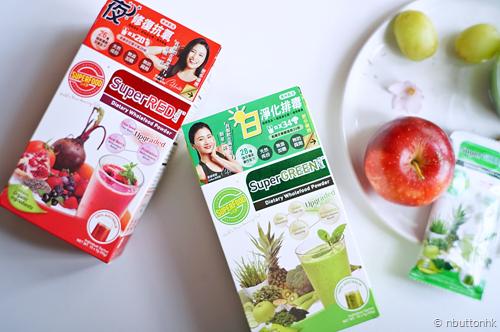 排毒與抗氧日夜不停 |SUPERFOOD LAB 超級紅綠粉
