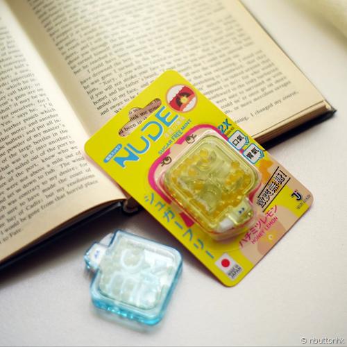 除了口罩不敢開口 ? 日本人氣「NUDE無糖清爽除口氣爆珠」即時還原清新乾淨