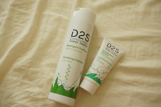 D2S「抗痘淨化組合」