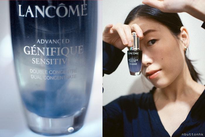 修復敏感 Lancôme Advanced Génifique Sensitive