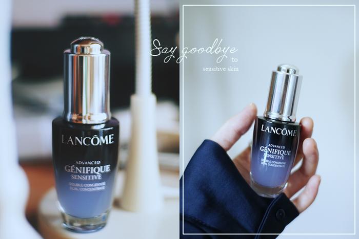 轉季做好護膚準備 : Lancôme升級版嫩肌活膚雙精華
